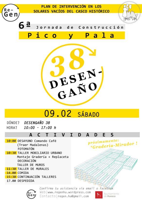 130205  A3 CARTEL 6ª Pico y Pala -01