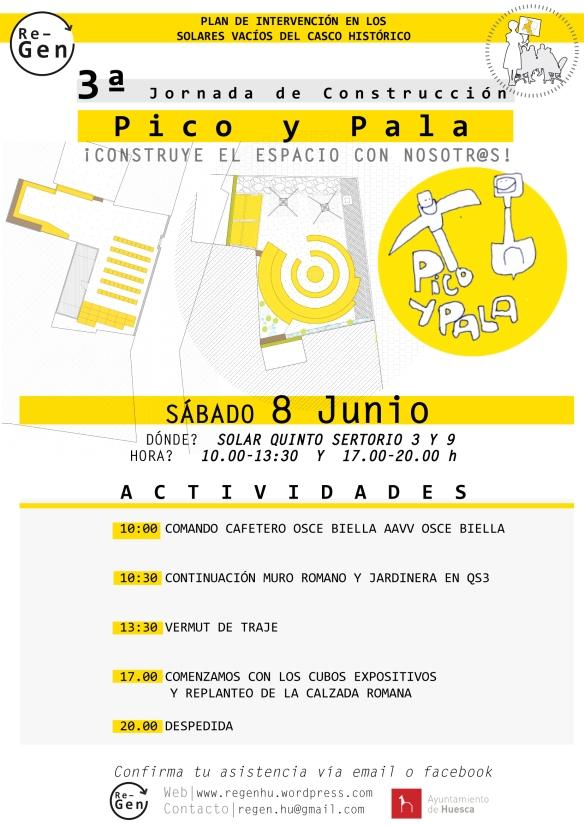 3er Pico y Pala