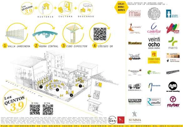 Cartel Colaboraciones QS3