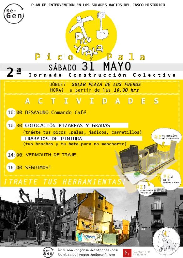 140515  A3 Comienza Pico y Pala