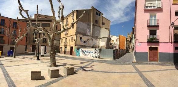 Solar Plaza de Los Fueros